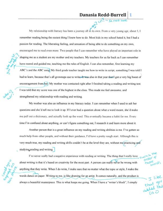 how to write a memoir essay